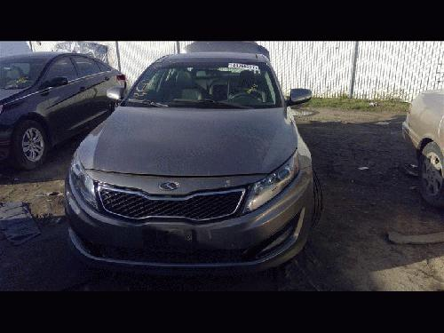 Kia OPTIMAKIA 2012 Right Side Center Pillar 198-51170AR EHA245
