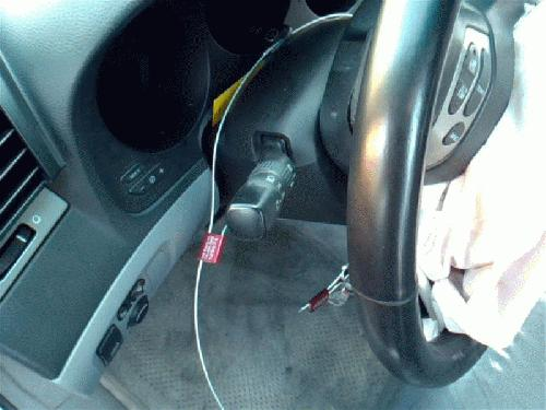 Acura TL 2004 Column Switch 629-60309 NGL636