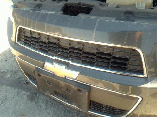 Chevrolet SONIC 2012 Grille 104-02308 GFH253