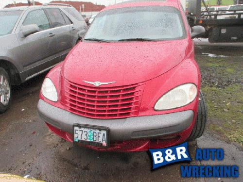 Chrysler PTCRUISER 2001 Grille