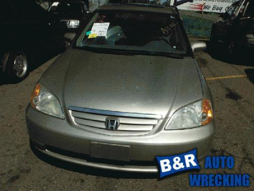 <em>Honda</em> <em>CIVIC</em> 2002