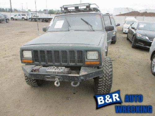 Jeep CHEROKEE 2000 Trans Shift Assembly 242.AM8200 EGG590