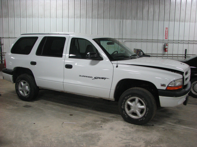2000 dodge durango front axle differential 55868 miles. Black Bedroom Furniture Sets. Home Design Ideas