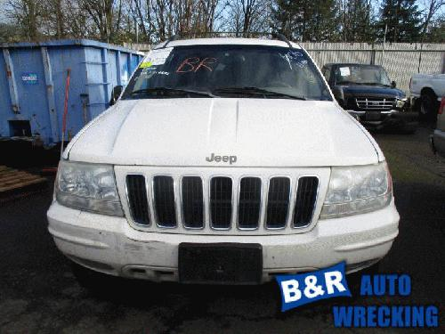 Jeep CHERGRAND 2003 Anti-Lock Brake Part 545-01634 WGL184