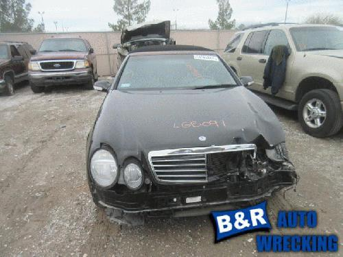 Mercedes-Benz CLK320 2002 Carrier Assembly 440-59106 LGB091