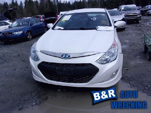 Hyundai SONATA 2013 Left Side Front Spindle/Knuckle 515-50514L GHC415