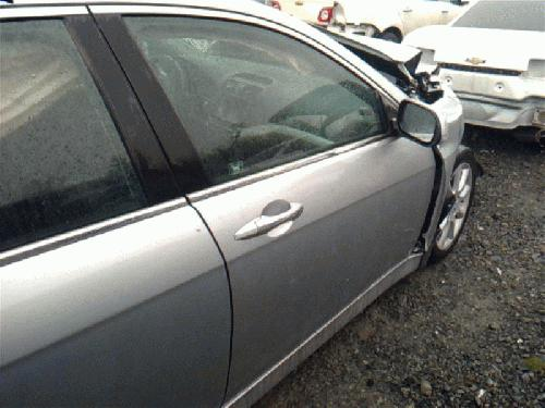Acura TSX 2007 Right Side Front Door Assembly 120-59104R GGJ475