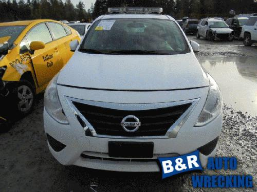 Nissan VERSA 2015 Air Conditioner Condenser 679-59508 GFJ838