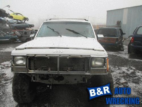 Jeep CHEROKEE 1992 Steering Gear/Rack & Pinion 551-01353 WFA439