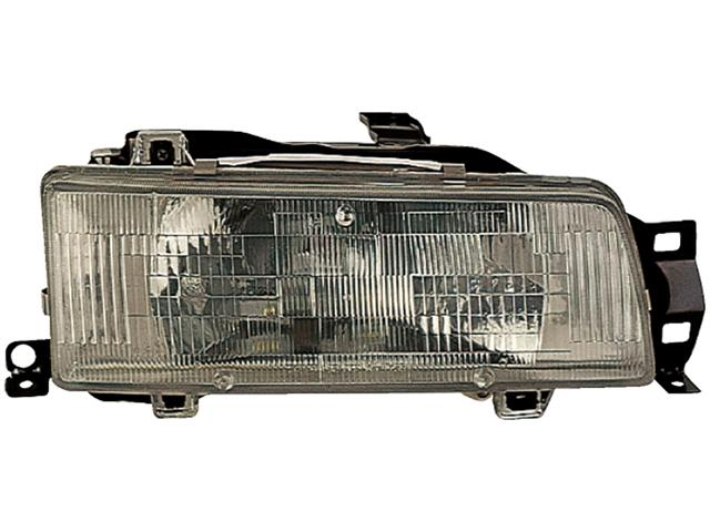 HEADLIGHT LAMP ASSEMBLY Toyota Corolla 88 89 90 91 92 Right (TO2503102) 622264