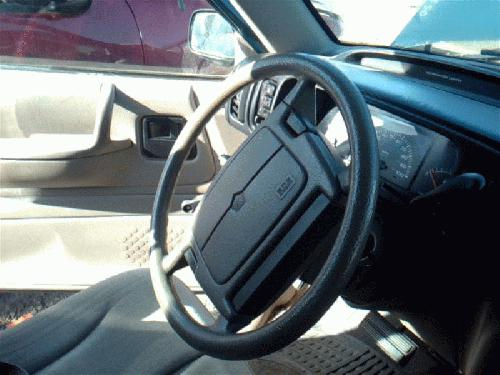 Dodge CARAVAN 1995 Steering Wheel