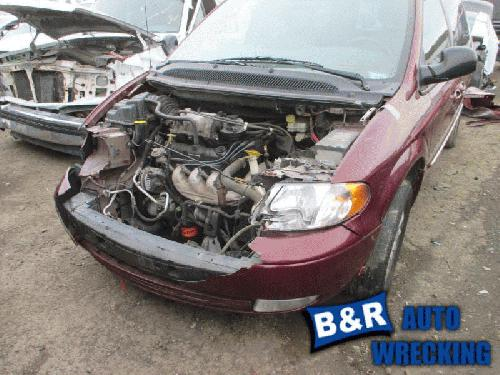 Chrysler TOWN COUN 2001 Loaded Beam Axle