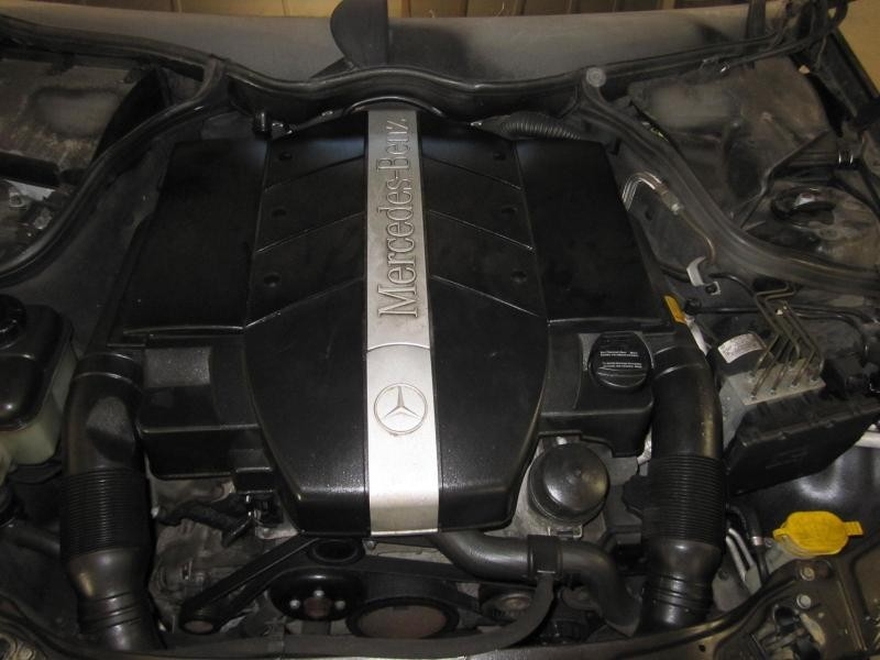 engine mercedes c240 2001 01 2002 02 2003 03 2004 04 2005