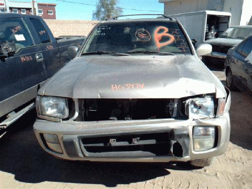 Infiniti qx4 parts and accessories page 3 infiniti qx4 1997 fan blade sciox Images