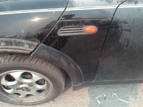 Mini MINI 1 2004 Left Side Fender 110-58956AL GGH190