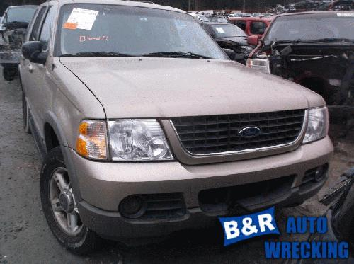 Ford EXPLORER 2002 Air Cleaner