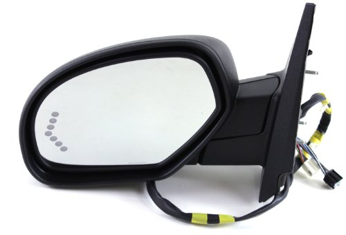 Genuine gm parts 25831194 driver side mirror outside rear for Genuine general motors parts