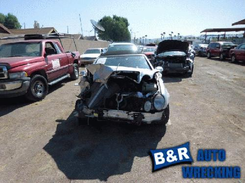 Mercedes-Benz CLK320 2003 Left Side Front Knee 510-60316BL HFD052