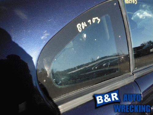 Ford MUSTANG 1995 Right Side Quarter Glass