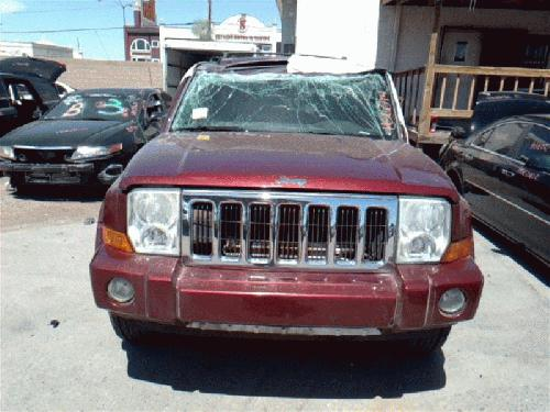 Jeep COMMANDER 2007 Module 591-03790 HGE014