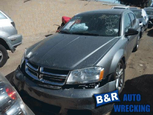 Dodge AVENGER 2012 Stabilizer Bar