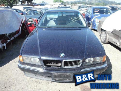 BMW 740I 1998 Roof Assembly