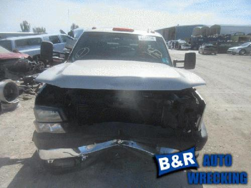Chevrolet SILVRDO35 2006 Left Side Center Pillar 198-00760L LHC893