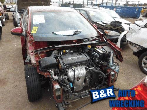 Chevrolet SONIC 2012 Left Side Front Knee 510-01825AL HEK713