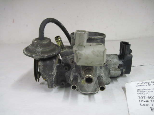 E F D Eef F A on 1996 Dodge Ram Throttle Body