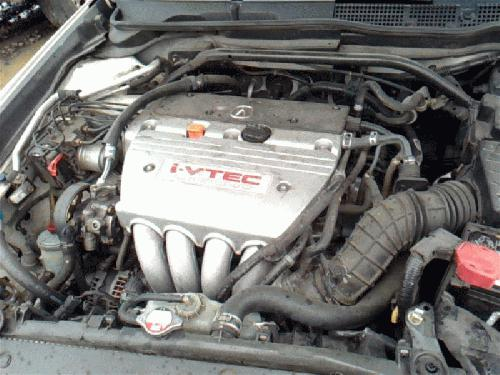 Acura TSX 2004 Engine Assembly 300-72024A EFC552