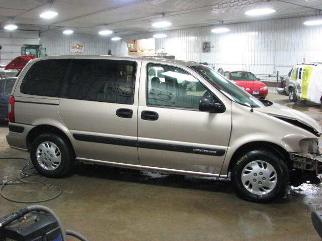 2004 chevy venture automatic transmission fwd 97438 miles. Black Bedroom Furniture Sets. Home Design Ideas