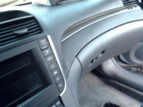 Acura TL 2004 Right Side Temperature Control 655-52875R NGL636