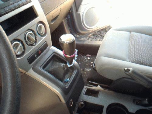Jeep COMPASS 2007 Trans Shift Assembly 242.CH9407 NGF149