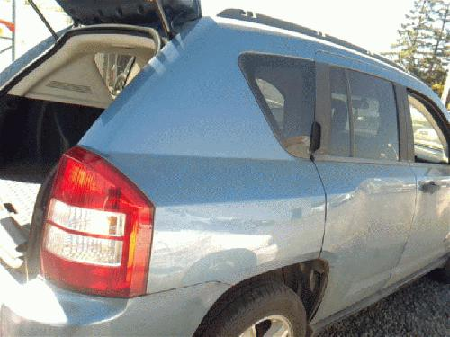 Jeep COMPASS 2007 Right Side Quarter Panel Assembly 160-00211R BGH824