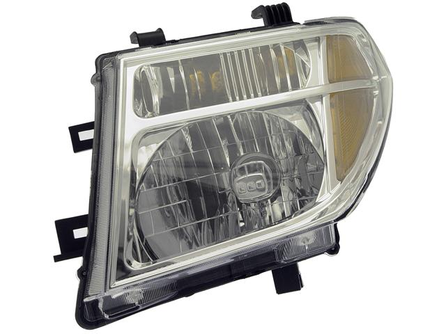 HEADLIGHT LAMP ASSEMBLY Frontier Pathfinder 05 06 07 08 Left (NI2502157) 622580