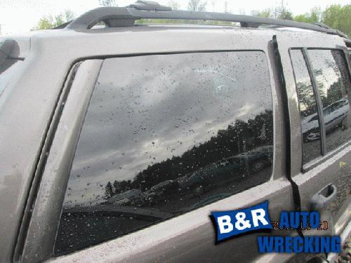 Jeep CHERGRAND 2000 Right Side Quarter Glass 284-06061BR NEH046