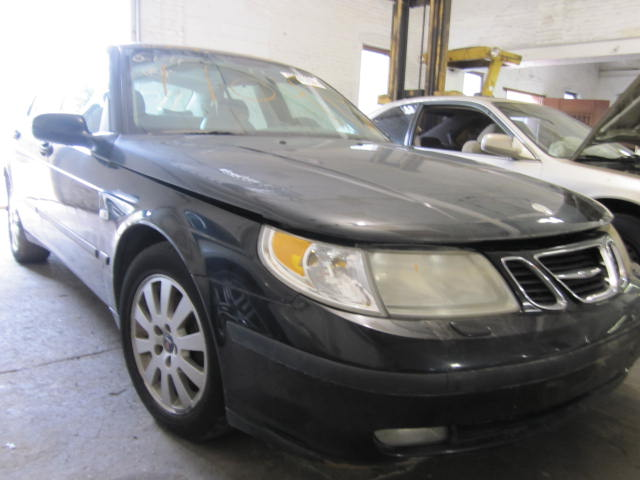 Parting out a 2003 Saab 9-5