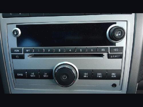 <em>Chevrolet</em> <em>EQUINOX</em> 2007 A/V Equipment