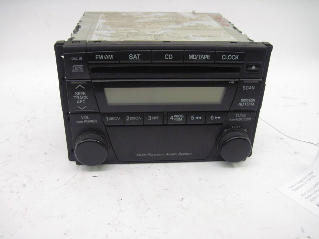 RADIO <em>Escape</em> Tribute Mariner 05 06 07 AM FM CD MP3 5T2T18C869AB 851318