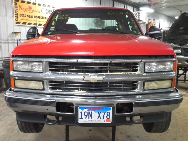 1998 CHEVY 2500 PICKUP A/C HEATER BLOWER MOTOR