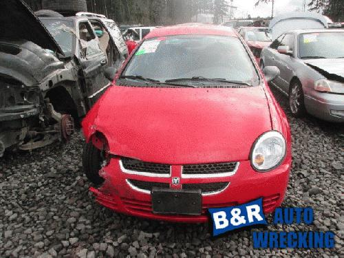 Dodge NEON 2004 Left Side Caliper