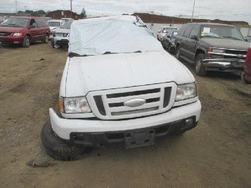 Ford RANGER 2006 <em>Spare</em> Wheel Carrier