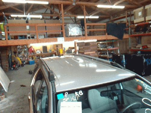 Ford TAURUS X 2008 Roof Assembly
