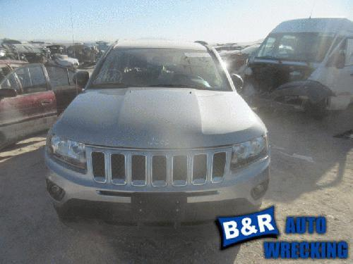Jeep COMPASS 2015 Right Side Quarter Glass 284-00343BR LGJ618