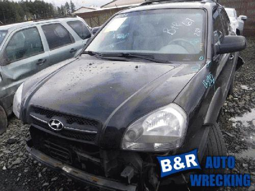 Hyundai TUCSON 2005 Air Cleaner