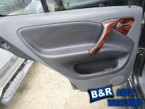 1999 mercedes benz ml430 interior trim panel rear door 21065844 205 mb1499 for Mercedes benz interior trim parts
