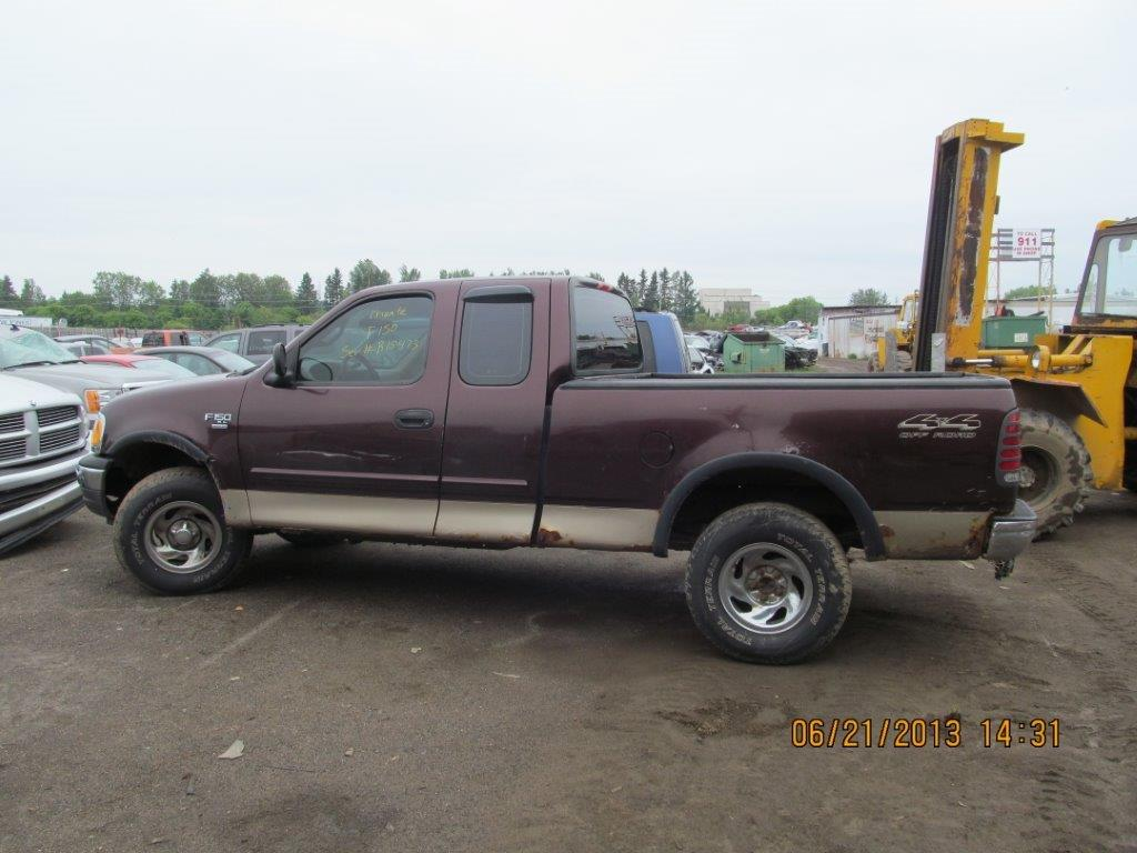 Ford F150 Parts : Ford f for parts