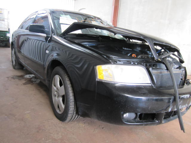 Parting out a 2003 Audi A6