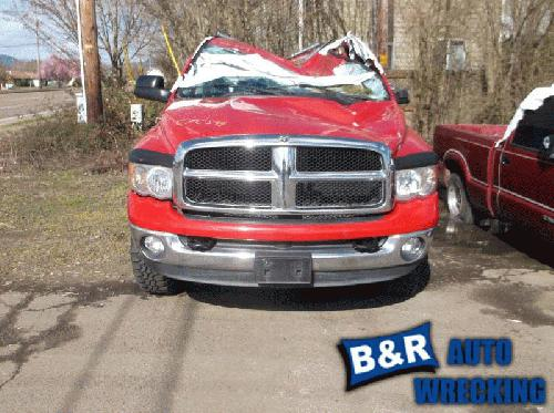 Dodge RAM2500 2004 Accessory Holder
