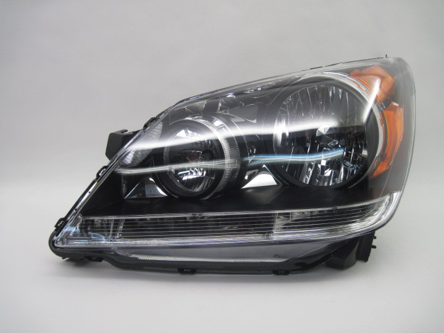 HEADLIGHT LAMP ASSEMBLY Odyssey 2008 08 2009 09 2010 10 Left 574841